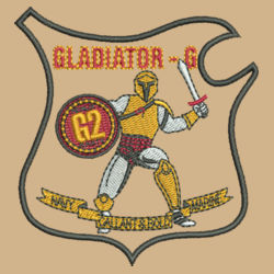 Gladiator Fishing Shirt Design