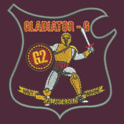 Gladiator L/S Fishing Shirt Design