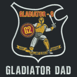 Gladiator Dad Interlock Polo Design