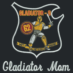 Gladiator Mom Interlock Polo Design