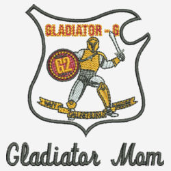 Gladiator Mom Operate L/S Twill Shirt  Design