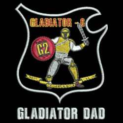 Gladiator Dad Optimum S/S Twill Design