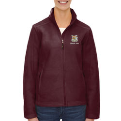 Gladiator Mom Journey Fleece Jacket Thumbnail